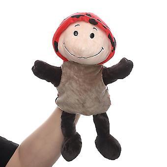 Чафер Плюшевые ручные куклы Животные Игра для воображаемой игры, рассказывания историй, обучения, ролевых игр