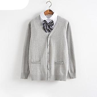 Schule Uniform Pullover