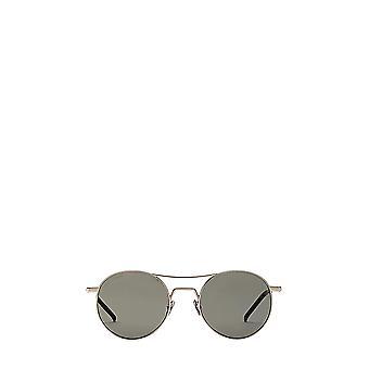 Saint Laurent SL 421 silver manliga solglasögon