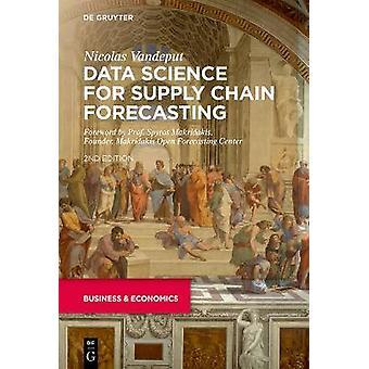 Science des données pour la prévision de la chaîne d'approvisionnement