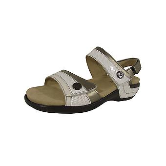 Aravon Womens Katherine-AR Open Toe Sandal Shoes