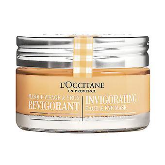 L'Occitane En Provence Masque Revitalisant 75 Ml Unisex