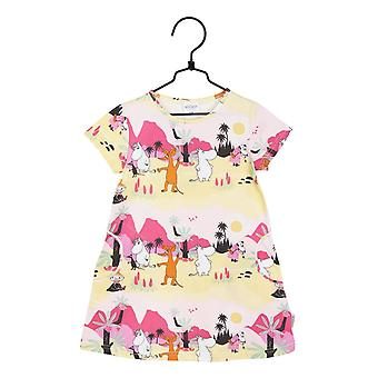 Mumitrolde tropisk kjole (Pink)