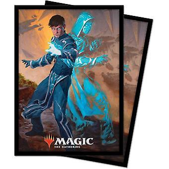 Ultra Pro Magic: Sílící Zendikar Rising Jace, mirror mage standardní palubní chránič rukávy (100)