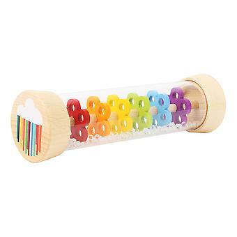 LEGLER Kleine Voet Kinder Musical Rainmaker Sound Instrument