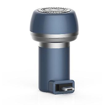Kannettava langaton mini-hiusten parranajokone - lataa missä tahansa puhelimessa