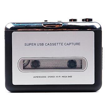 Tragbare Kassettenrekorder & Player, Usb Tape, Pc Super Mp3 Musik Audio
