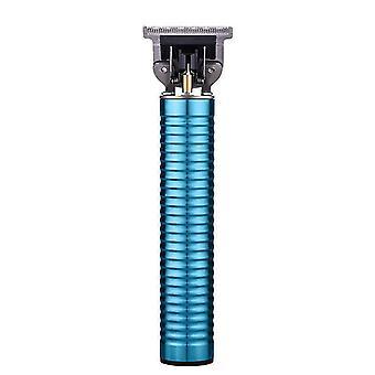 الموضوع الأزرق المهنية اللاسلكية الرجال مقصات الشعر آلة الحلاقة az10421
