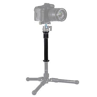 Puluz professional 3/8 inch screw metal handheld tripod mount monopod extension rod for dslr slr cameras accessories