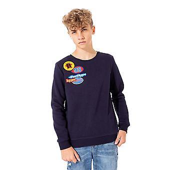Hype Kidss/Kids Amerikkalainen öljymiehistö Neck Sweater