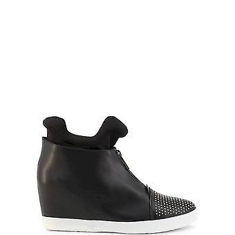 Roccobarocco - Shoes - Sneakers - RBSC1JD02-NERO - Women - Schwartz - EU 35