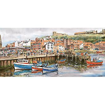 Gibsons Whitby pussel (636 stycken)