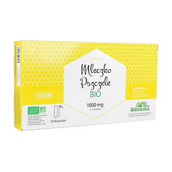 Royal jelly pure bio 1000 mg 10 ampoules