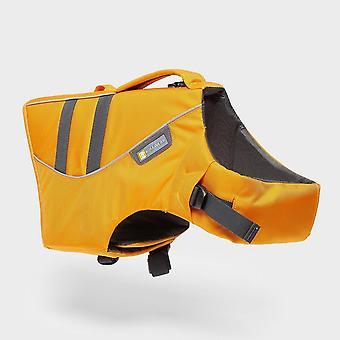 New Ruffwear Dog Float Coat Orange