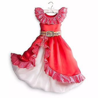 Mädchen Prinzessinnen kleiden Kinder Ausgefallene Schönheit Kostüm