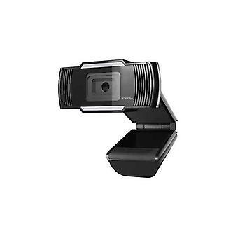Webcam Genesis LORI AUTOFOCUS FHD 1080P Negro