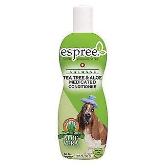 Espree Tea Tree & Aloe Medicated Conditioner - 20 oz
