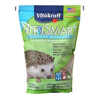 Vitakraft VitaSmart Hedgehog Food - High Protein Insect Formula - 1.5 lbs