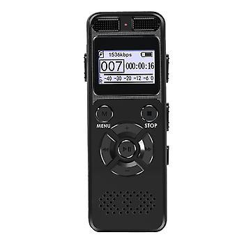 Digital Audio Voice Recorder 32GB Professionelle tragbare Recorder MP3 für Unternehmen