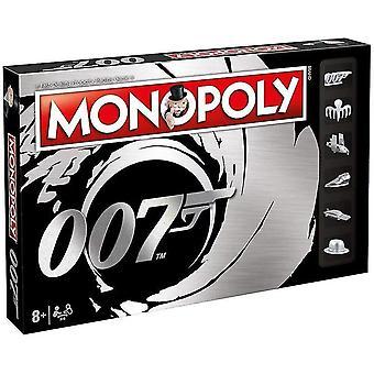 Tile games james bond 007 monopoly board game