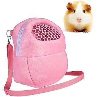 Portable African Hedgehog Hamster Respirant Pet Dog Carrier Bags Sacs à main Puppy Cat Travel Backpack
