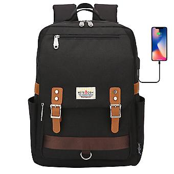 Travel Laptop Backpack , With External Usb Charging Port