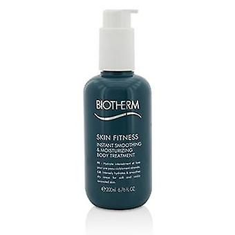 Biotherm Skin Fitness Instant Smoothing & Moisturizing Body Treatment - 200ml/6.76oz