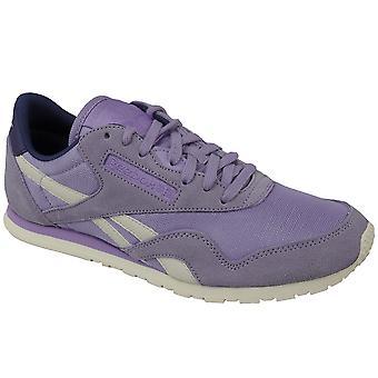 """أحذية """"ريبوك الكلاسيكية النايلون V68403 النسائي"""""""