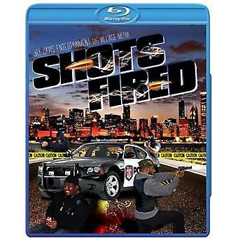 Shots Fired [BLU-RAY] USA import