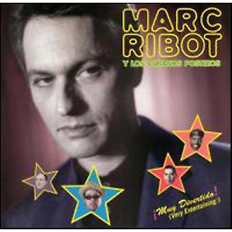 Marc Ribot & Los Cubanos Post - Muy Divertido (importazione USA molto div [CD]