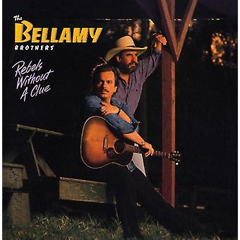 Bellamy Brothers - Rebel Without a Clue [CD] USA import