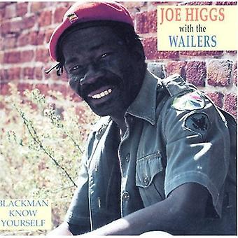 Joe Higgs - importation USA Blackman savez vous-même [CD]