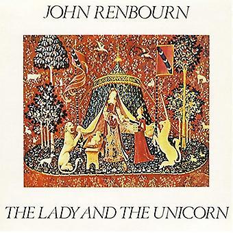 John Renbourn - Lady & la licorne [CD] USA import