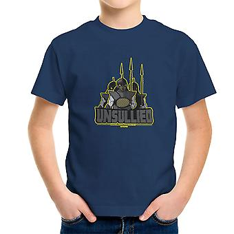 Unsullied Specialised Infantry Astapor Game of Thrones Kid's T-Shirt