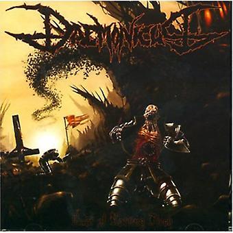 Daemonicus - Host of Rotting Flesh [CD] USA import