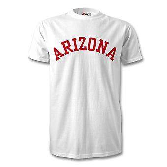 Arizona College Style Kids T-Shirt