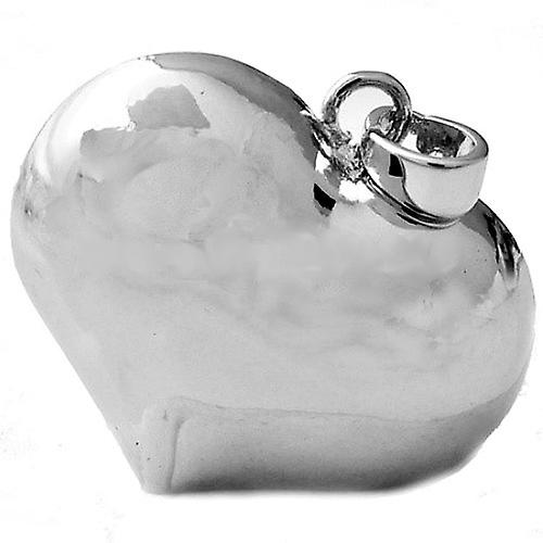 Silver Harmony Ball Pendant Choice of Shapes