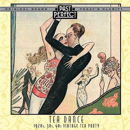 Tea Dance: 20s, 30s, 40s Vintage Tea Party Audio CD -Various Artists