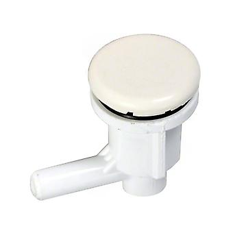"""Waterway 670-2200B 0.38"""" Barb Body Air Injector - White"""