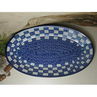 29.5 x 18 cm, plate, oval, tradition 27 - BSN 10586