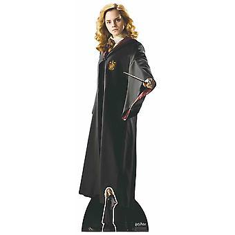 Hermione Granger Hogwarts skola enhetlig Lifesize kartong utklipp