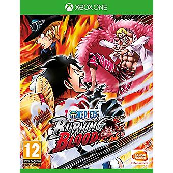One Piece Burning Blood (Xbox One) - Als nieuw