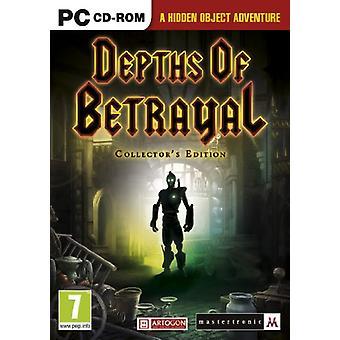 Depths of Betrayal (PC DVD) - Neu