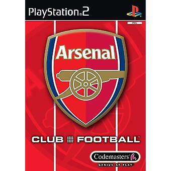 Club Football Arsenal - New