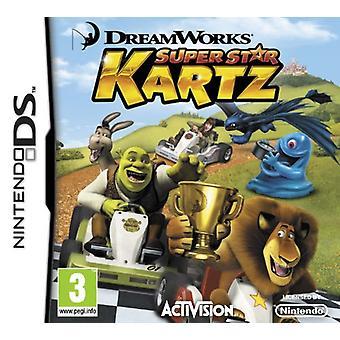 DreamWorks Super Star Kartz (Nintendo DS)-nya