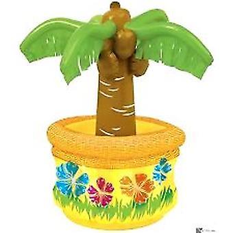Hawaiian Uppblåsbara Palm Tree Cooler (66cm)