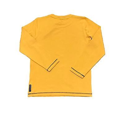Armani Junior Boys Long Sleeve T-Shirt