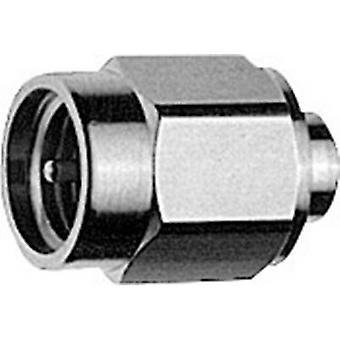 Telegärtner J01150A0131 SMA connector Plug, straight 50 Ω 1 pc(s)