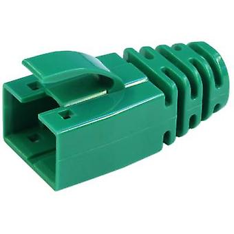 Strain relief sleeve with locking lever protection 39200-846 Green BEL Stewart Connectors 39200-846 1 pc(s)