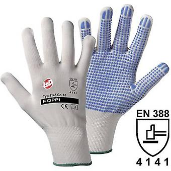 L+D NOPPI 1145 Nylon Protective glove Size (gloves): 10, XL EN 388 CAT II 1 Pair